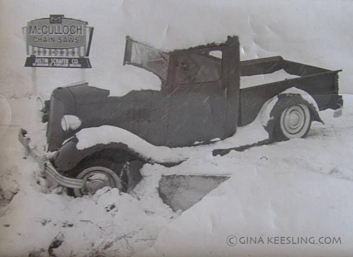 Stuck in 1960 - Portland, Indiana