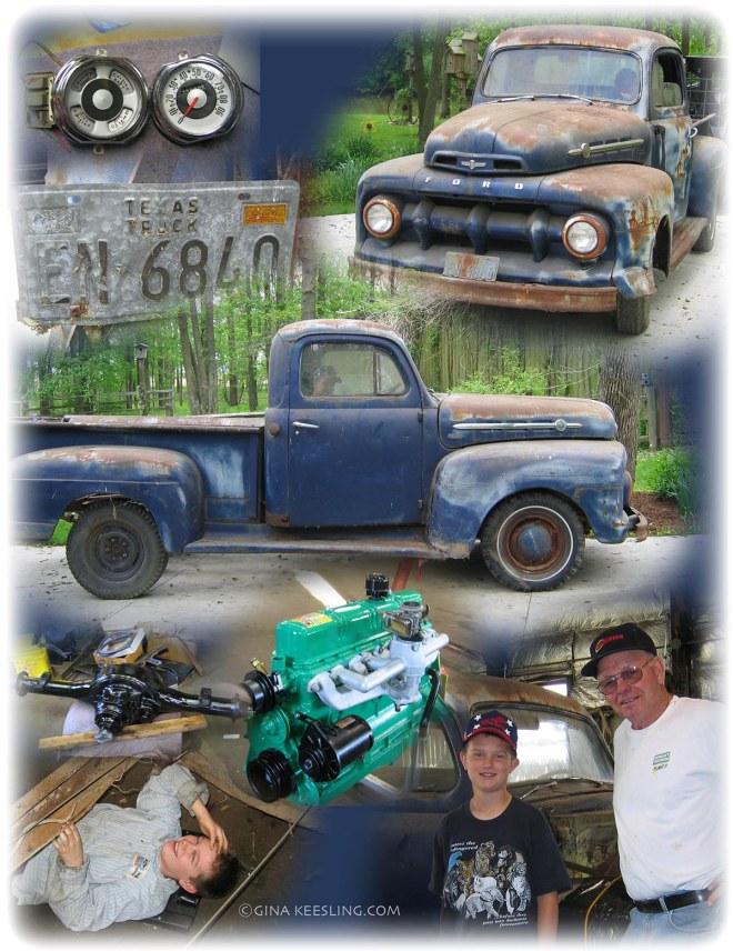 Jordan truck collage©