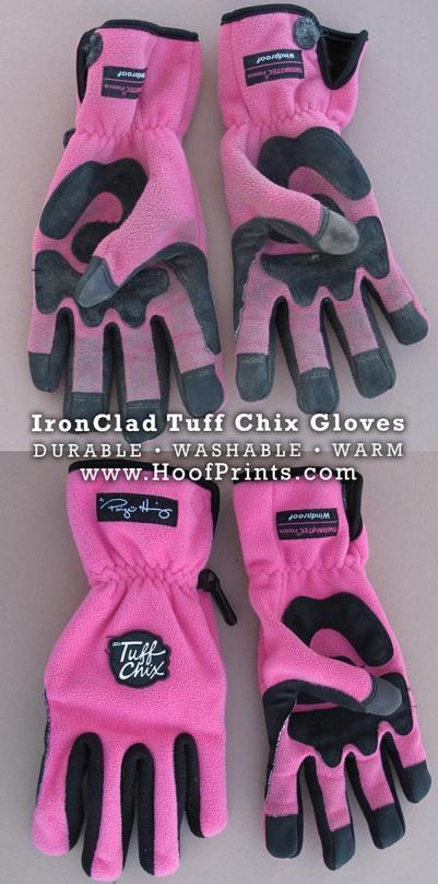 ©Pink Gloves comparison
