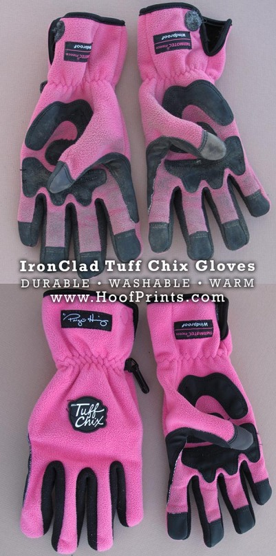 ©Pink Gloves comparison